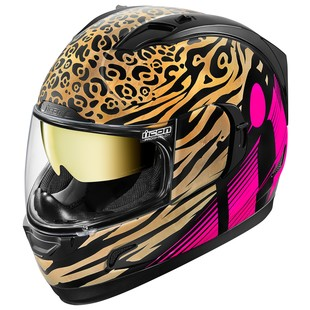 Icon Alliance GT Shaguar Motorcycle Helmet