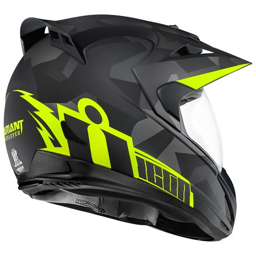 Icon Variant Full Face Motorcycle Helmet | eBay