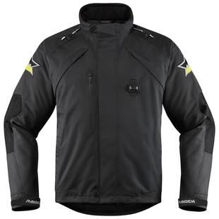 Icon Raiden DKR Monochromatic Motorcycle Jacket