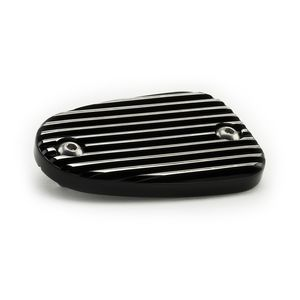 British Customs Finned Master Cylinder Cover Triumph America / Bonneville / Speedmaster / Thruxton