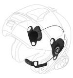 Interphone Pro Sound Audio Kit For Shoei
