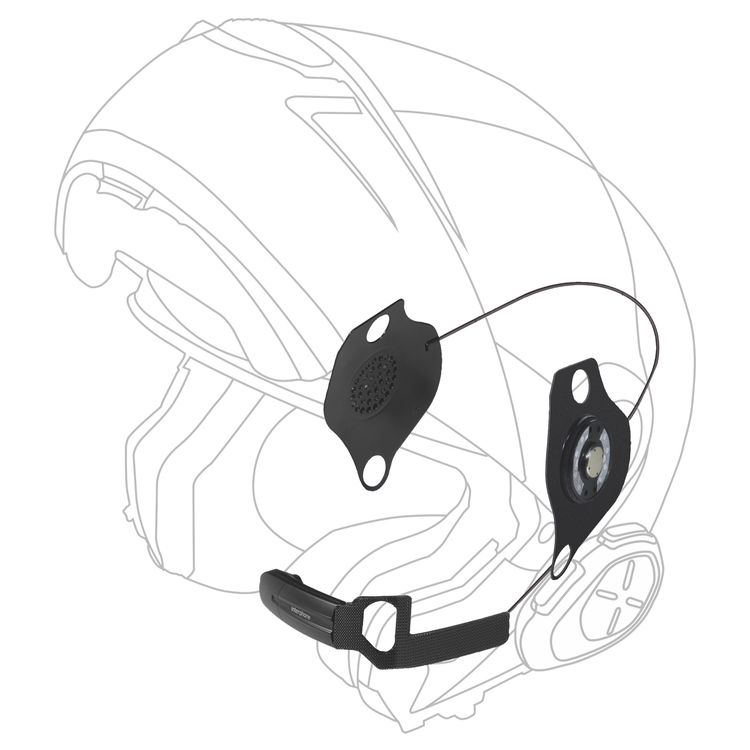 Interphone Pro Sound Audio Kit For Schuberth