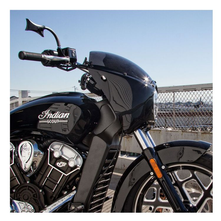 Arlen Ness Fairing For Indian Scout 2015-2016 Black [Previously Installed]