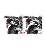 Givi PLXR1110 Rapid Release V35 Side Case Racks Honda VFR1200X 2016