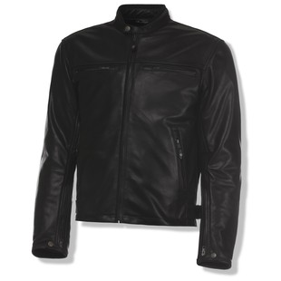 Olympia Bishop Leather Motorcycle Jacket
