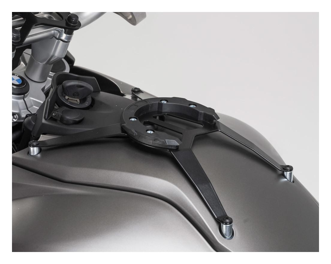 sw motech quick lock evo tankring adapter kit bmw f650gs. Black Bedroom Furniture Sets. Home Design Ideas