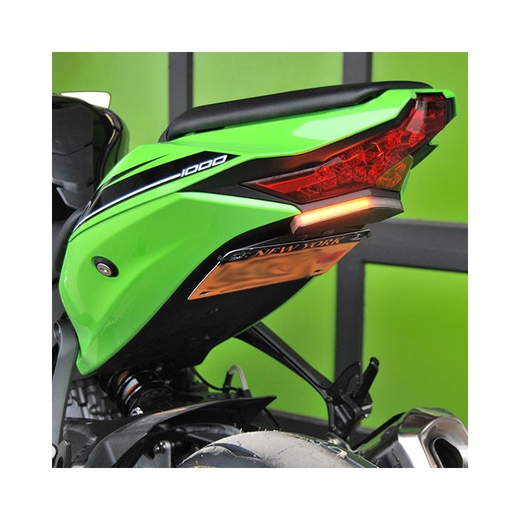 New Rage Cycles LED Fender Eliminator Kawasaki ZX10R 2016-2019