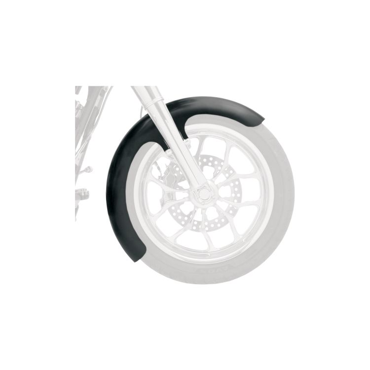 Klock Werks Wrapper Tire Hugger Series Front Fender Fit Kit For Harley Dyna 2006-2017