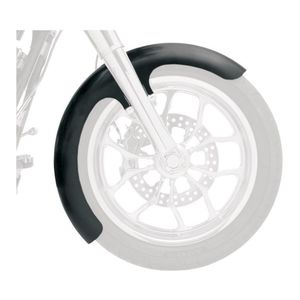 Klock Werks Wrapper Tire Hugger Series Front Fender Fit Kit For Harley