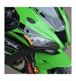 New Rage Cycles LED Front Turn Signals Kawasaki ZX10R 2016-2017
