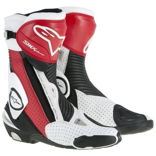 Alpine Motorcycle Gear >> Alpinestars SMX Plus Vented Boots - RevZilla