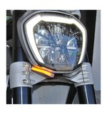 New Rage Cycles LED Front Turn Signals Ducati XDiavel / S 2016