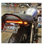New Rage Cycles LED Fender Eliminator Triumph Scrambler 2016