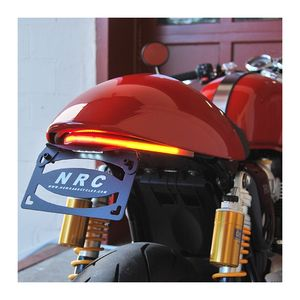 New Rage Cycles LED Fender Eliminator Triumph Thruxton / R 2016-2019