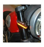 New Rage Cycles LED Front Turn Signals Ducati Scrambler 2015-2016