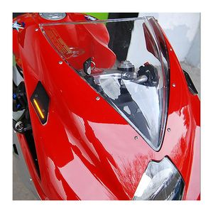 New Rage Cycles Mirror Block Off Turn Signals MV Agusta F3 / F4