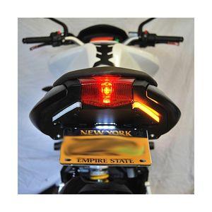 New Rage Cycles LED Fender Eliminator MV Agusta Brutale 675 / 800