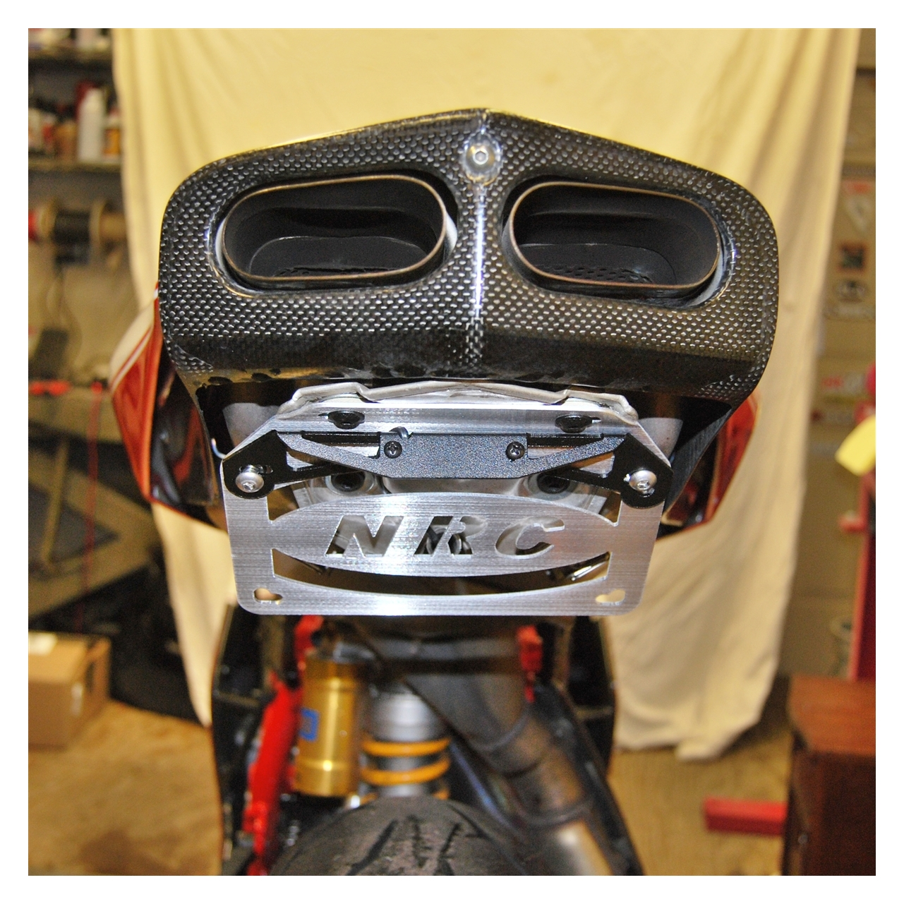 New Rage Cycles Led Fender Eliminator Ducati 999 2003 2006 Revzilla Wiring Diagram