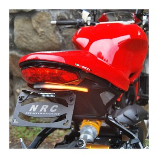 New Rage Cycles LED Fender Eliminator Ducati Monster 1200 R 2016