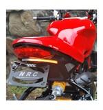 New Rage Cycles LED Fender Eliminator Ducati Monster 1200 R 2016