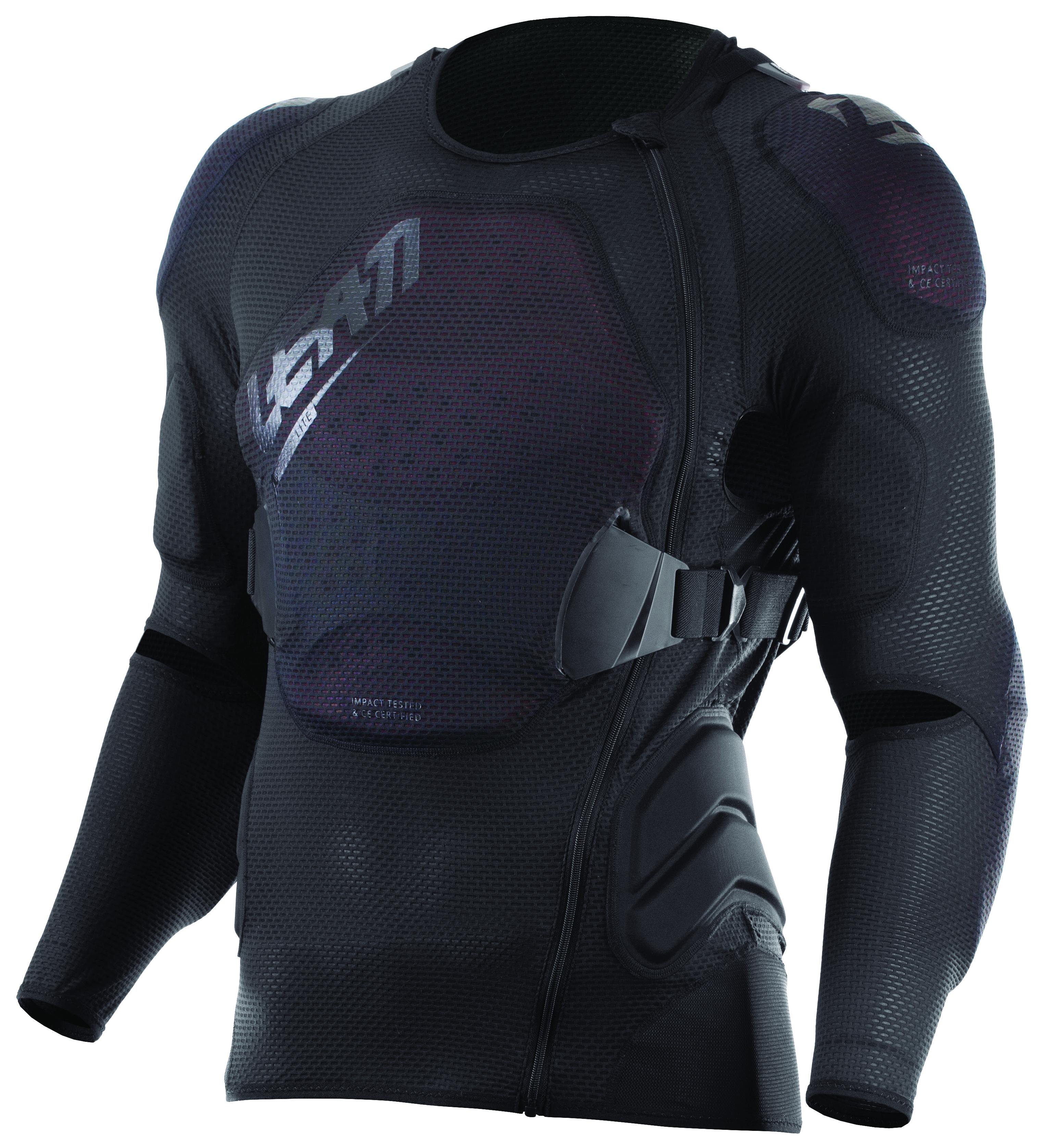 Heated Motorcycle Jacket >> Leatt 3DF AirFit Lite Body Protector - RevZilla