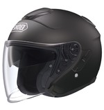 Shoei J-Cruise Helmet Matte Black / MD [Blemished - Very Good]
