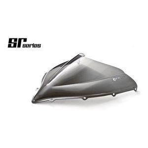 Zero Gravity SR Series Windscreen MV Agusta F4 1000 / RR Light Smoke [Previously Installed]
