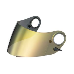 Scorpion EXO-750 Face Shield Gold Mirror [Previously Installed]