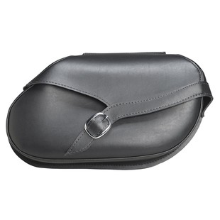 Willie & Max Revolution Belted Throw Over Saddlebags Black / LG [Previously Installed]