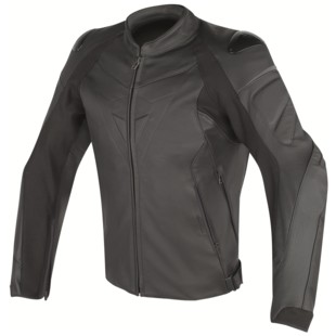 Dainese Fighter Leather Motorcycle Jacket