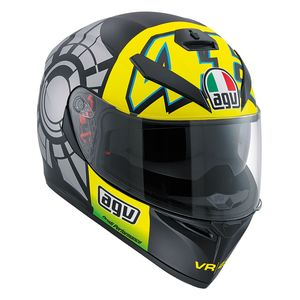 AGV K3 SV Winter Test 2012 Helmet
