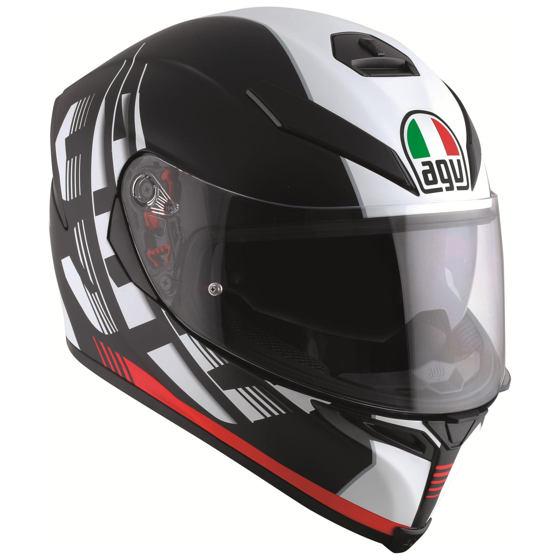Medium-Small AGV Replacement CHEEKPADS for AGV K5 Helmet MS