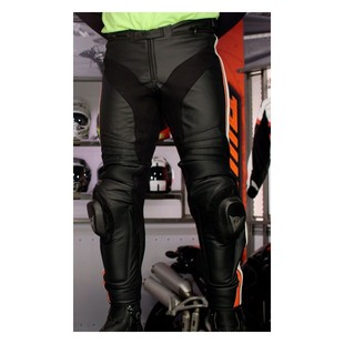 Dainese Misano Leather Motorcycle Pants