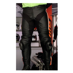 Dainese Misano Perforated Leather Motorcycle Pants
