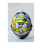 AGV Pista GP Winter Test Snow Man 2016 Helmet