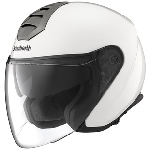 Schuberth M1 Helmet Vienna White / MD [Blemished - Very Good]
