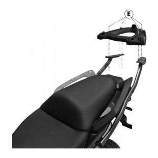 Givi 451FZ Top Case Support Brackets Kawasaki Versys 650 2010-2014