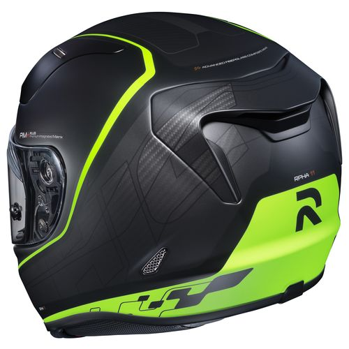 hjc rpha 11 pro riberte helmet revzilla. Black Bedroom Furniture Sets. Home Design Ideas