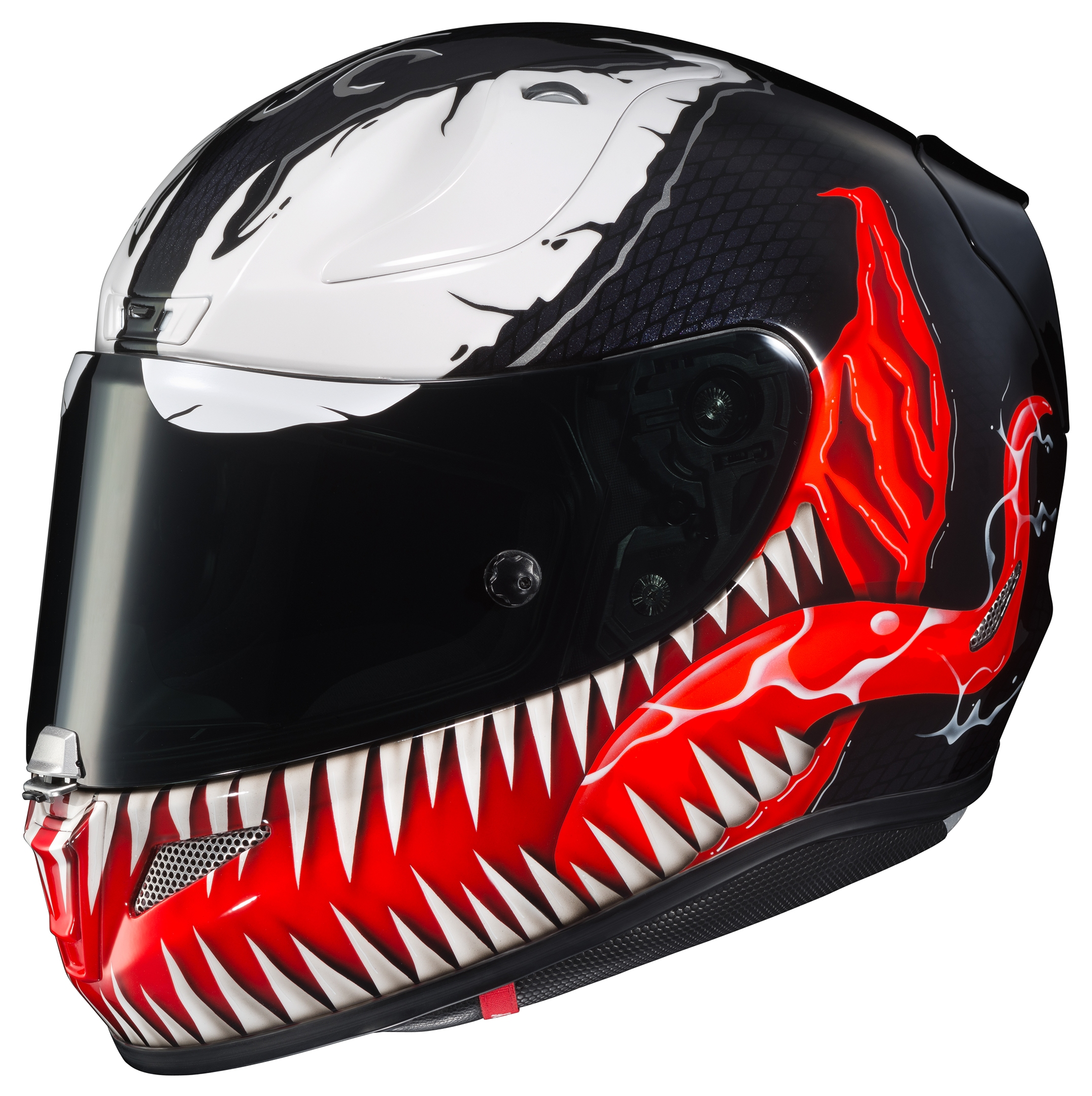 hjc rpha 11 pro venom helmet 10 off revzilla. Black Bedroom Furniture Sets. Home Design Ideas