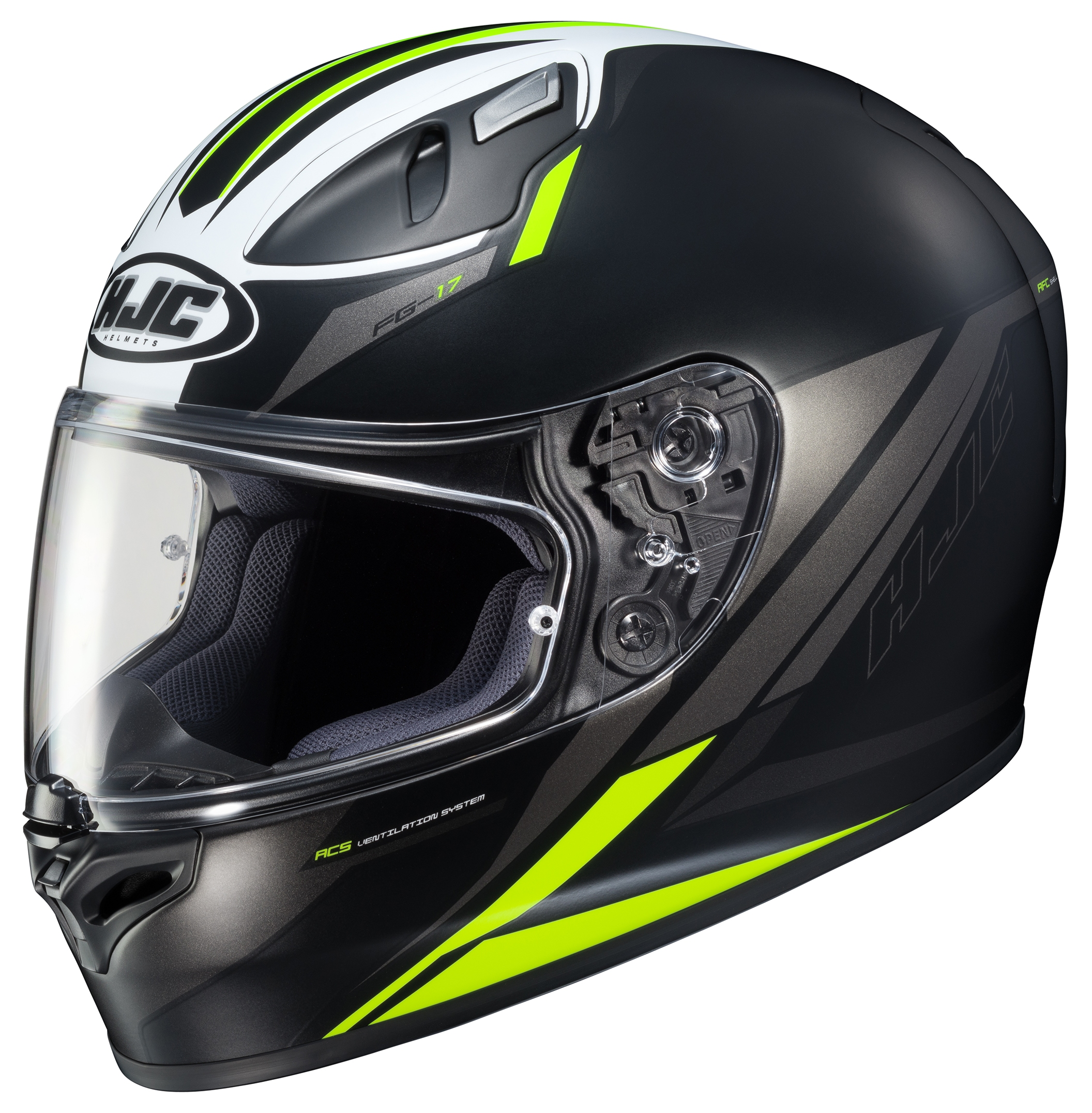 hjc fg 17 valve helmet 10 off revzilla. Black Bedroom Furniture Sets. Home Design Ideas