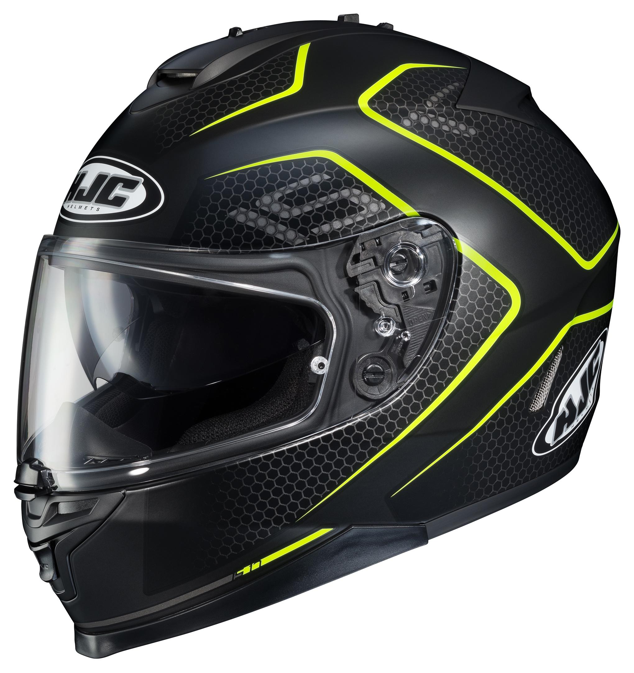 hjc is 17 lank helmet revzilla. Black Bedroom Furniture Sets. Home Design Ideas