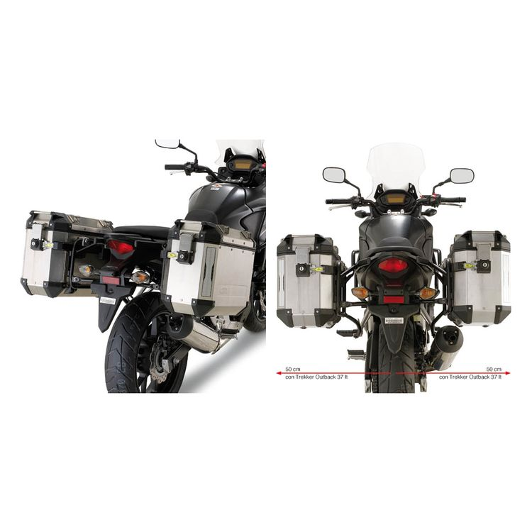 Givi PL1121CAM Side Case Racks Honda CB500X 2013-2018