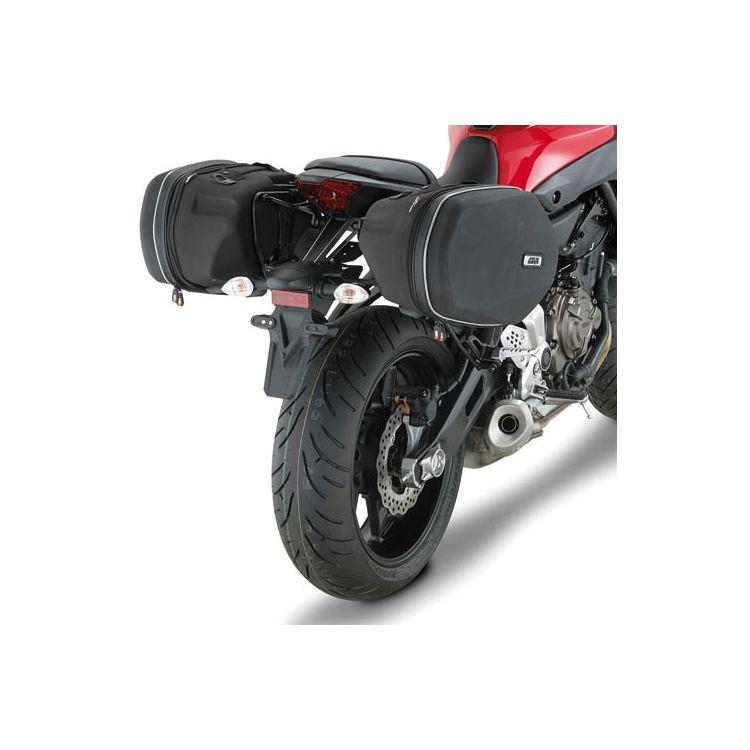 Givi TE2118 Easylock Saddlebag Supports Yamaha FZ-07 2015-2017