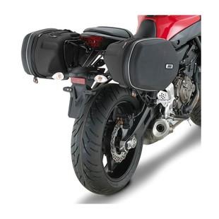 Givi TE2118 Easylock Saddlebag Supports Yamaha FZ-07 2015-2016