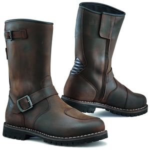 1b86ea0b174 Tall Motorcycle Boots | Men's & Women's High Riding Boots - RevZilla