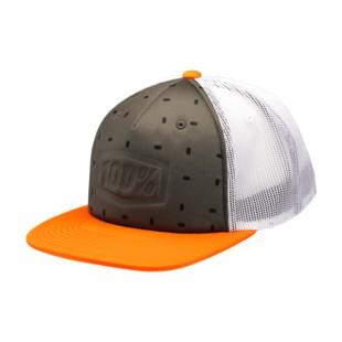 100% Stamped Trucker Hat