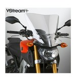National Cycle VStream Tall Touring Windscreen Yamaha FZ-09 2014-2016 Clear [Previously Installed]
