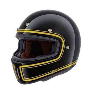Nexx XG100 Devon Helmet Black / XL [Blemished - Very Good]