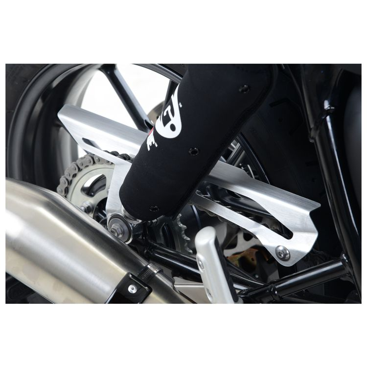 R&G Racing Chain Guard Triumph Street Twin / Bonneville T120 / Thruxton 1200 / R