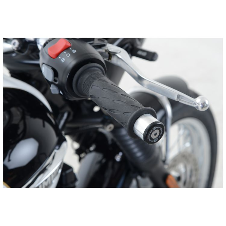 R&G Racing Bar End Sliders Triumph Bonneville T120 2016-2018